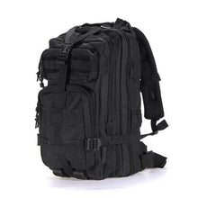 Load image into Gallery viewer, Climbing Bags black Paratus™ - Military tactical backpack