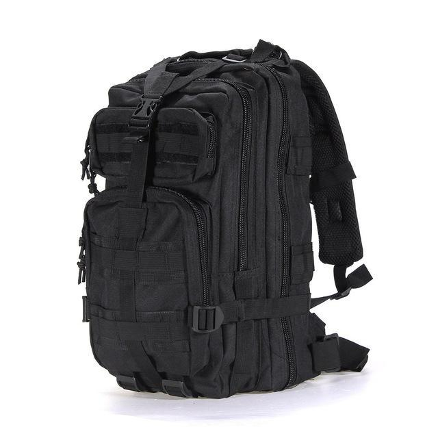 Climbing Bags black Paratus™ - Military tactical backpack