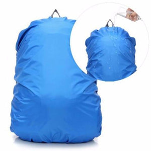 Climbing Bags Blue 20-35L / 20-35L Hiker's Essential Water-Proof Backpack Cover