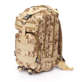 Climbing Bags desert camo Paratus™ - Military tactical backpack