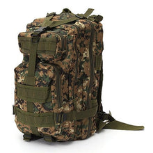 Load image into Gallery viewer, Climbing Bags digital camo Paratus™ - Military tactical backpack