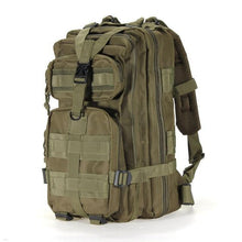 Load image into Gallery viewer, Climbing Bags green Paratus™ - Military tactical backpack