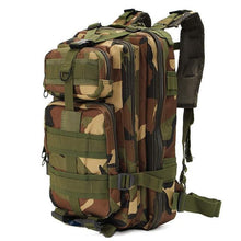 Load image into Gallery viewer, Climbing Bags jungle camo Paratus™ - Military tactical backpack
