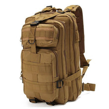Load image into Gallery viewer, Climbing Bags tan Paratus™ - Military tactical backpack