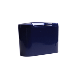 Clip-on Car Trash Can Blue Car Trash Can