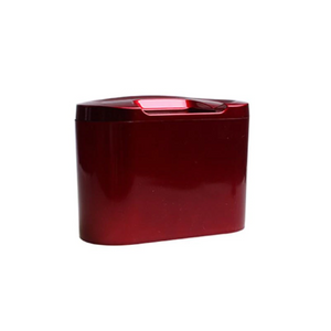 Clip-on Car Trash Can Red Car Trash Can