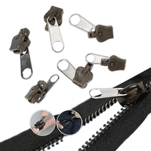 Load image into Gallery viewer, Clip & Zip Quick Fix® - Instant Zipper Set Zipper Sliders