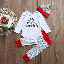 Clothing Sets My 1st Christmas / 9M