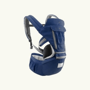 Comfort Carry Baby Travel Carrier Blue Baby Carrier