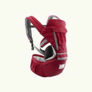Comfort Carry Baby Travel Carrier Red Baby Carrier