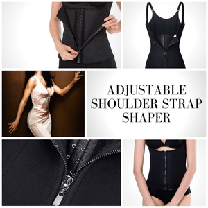 Comfy & Sexy - Women's Body Slimmer S Waist Cinchers