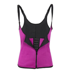 Comfy & Sexy - Women's Body Slimmer S / Pink Waist Cinchers
