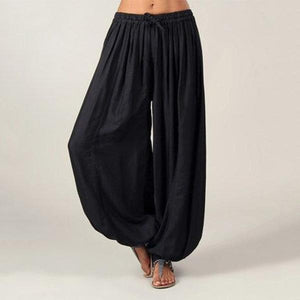 Comfy Walk - Harem Pants Black / S Harem Pants