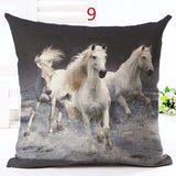 Cushion Cover design4 P The Beautiful Horse Pillow Cases