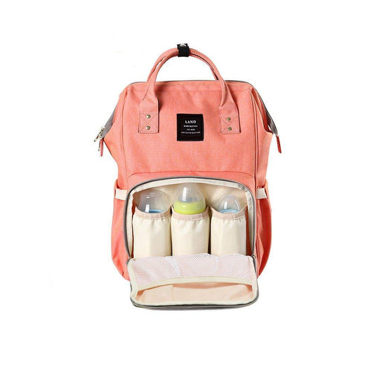 Diaper Bags Orange Pink The Ultimate Stylish Diaper Bag