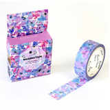 DIY-Craft Washi Tapes Fade Office Adhesive Tape
