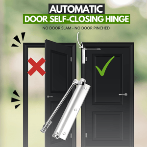 Easy Close - Automatic Door Self Closer Door Closers