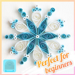 Easy Paper Quilling Winder Board Quilling Board