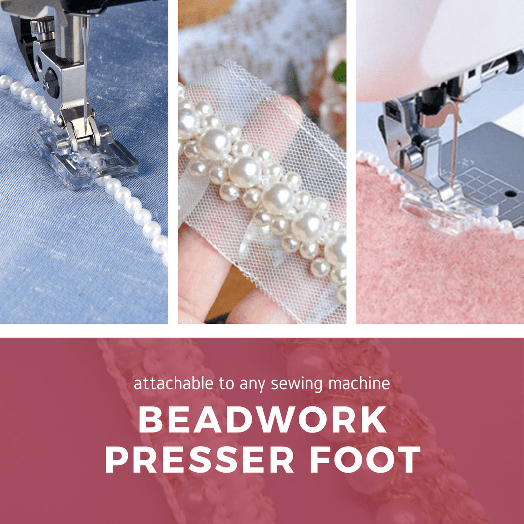 Easy Stitch Bead-work Presser Foot Presser Foot