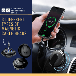 Easy Switch - Fast Speed Charger Black Mobile Phone Cables