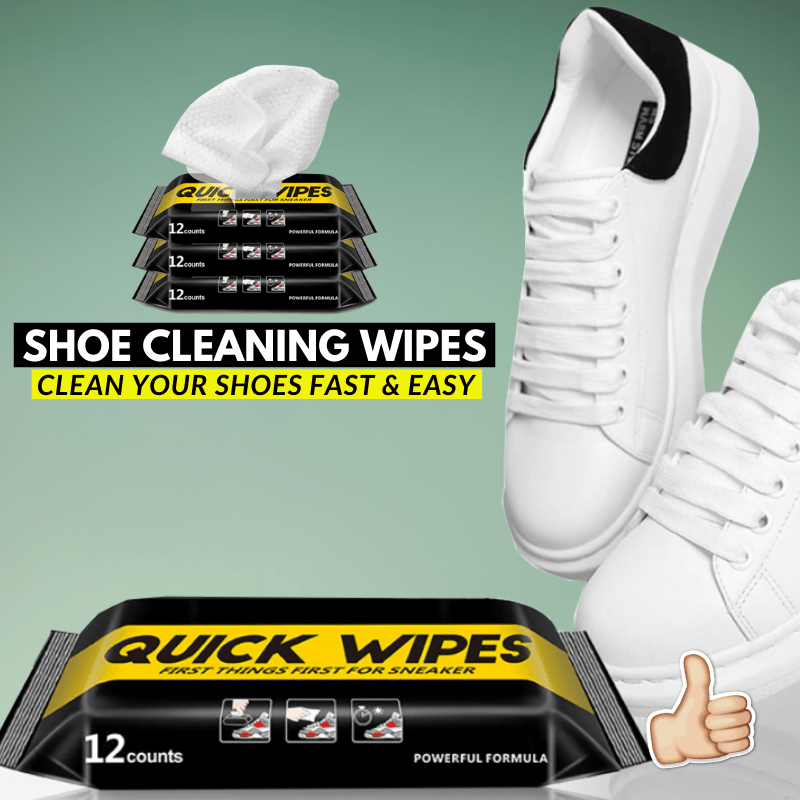 Easy Wipe Shoe Cleaning Tool (3 packs) Shoe cleaner
