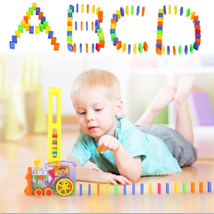 Educational Train® Smart Domino Train Domino Toys