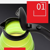 Electric Kettles Travel Buddy - Foldable water kettle