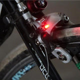 Fahrrad Licht Automatic Bicycle Brake Light