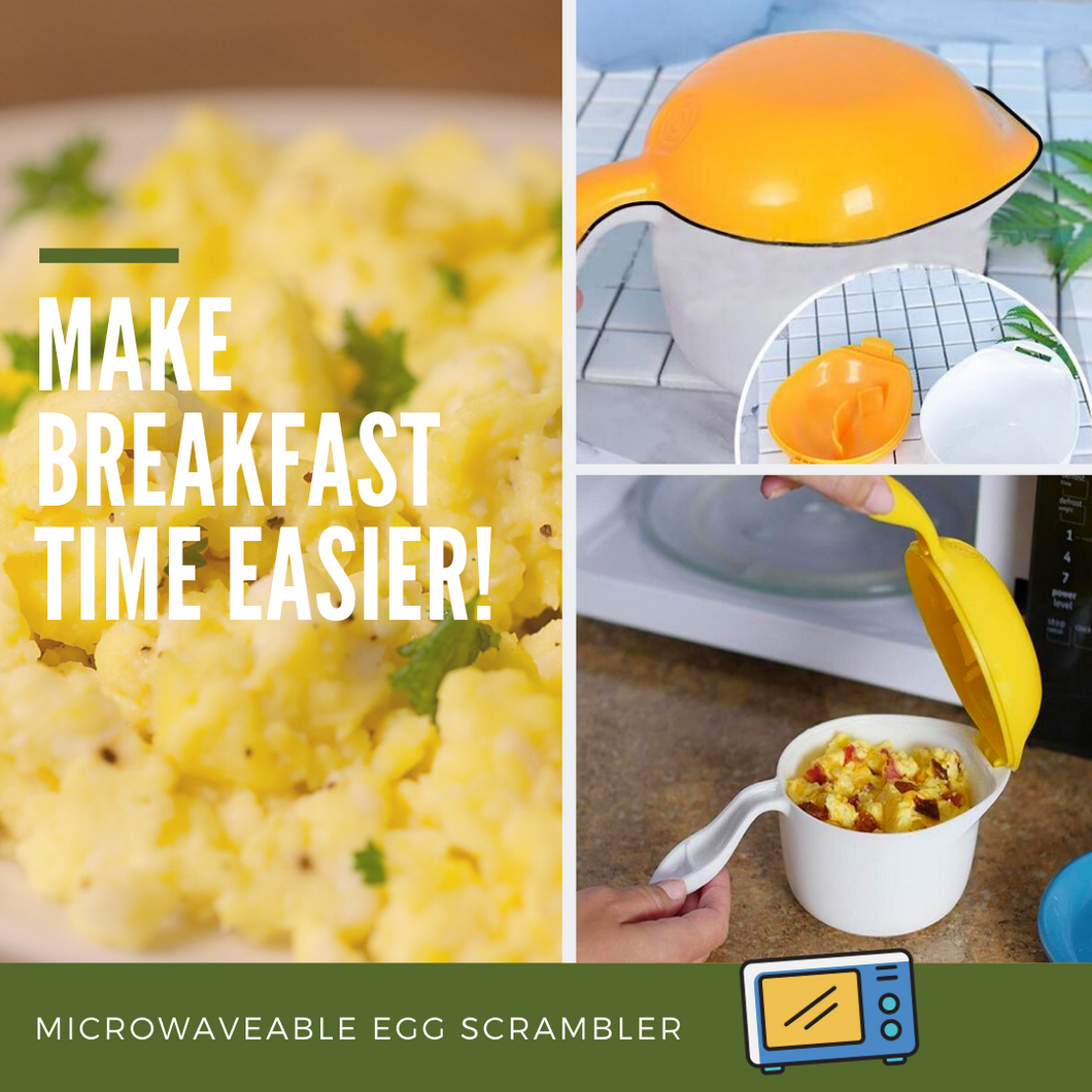 Fast And Easy Egg Scrambler Egg Poachers