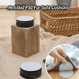 Fast Attach - Anti-skid Sofa Cushion Pad Set Sofa Pads