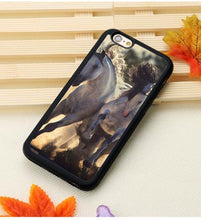 Load image into Gallery viewer, Fitted Cases 3 / For iPhone 7 Horse Running Printed iPhone Case