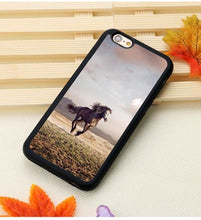 Load image into Gallery viewer, Fitted Cases 6 / For iPhone 7 Horse Running Printed iPhone Case