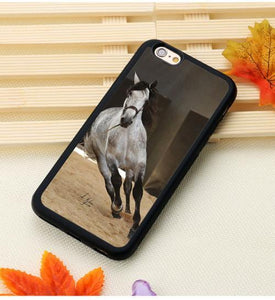 Fitted Cases 7 / For iPhone 7 Horse Running Printed iPhone Case