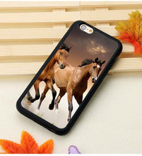 Load image into Gallery viewer, Fitted Cases 8 / For iPhone 7 Horse Running Printed iPhone Case