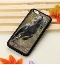 Load image into Gallery viewer, Fitted Cases 9 / For iPhone 7 Horse Running Printed iPhone Case
