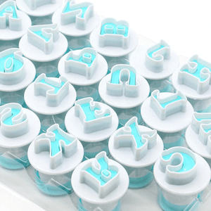 Flavorsome Fondant Cutters Cake Molds