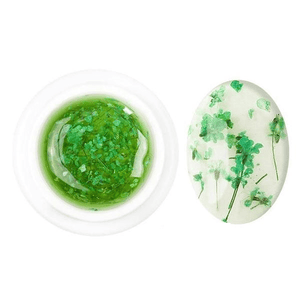 Flower Magic - Dried Nail Gel Mint Gren Nail Gel
