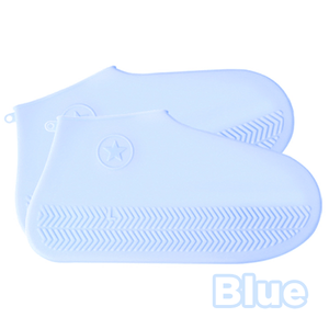 FootWearPRO - Waterproof Shoe Cover Blue / S Shoes Covers