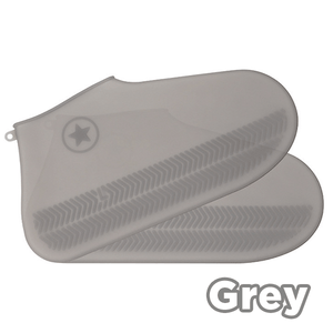 FootWearPRO - Waterproof Shoe Cover Grey / S Shoes Covers