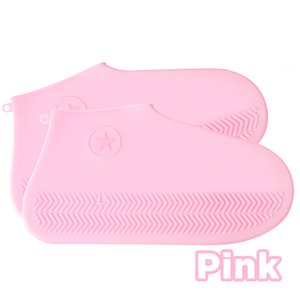 FootWearPRO - Waterproof Shoe Cover Pink / S Shoes Covers
