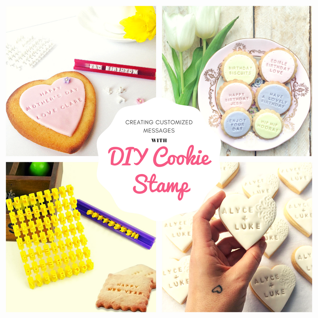 Freshly Baked - DIY Cookie Stamp Cookie Tools