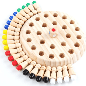 Fun Color Match Stick Chess Educational toy