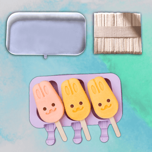 FUNsicle DIY Popsicle Mold Ice cream mold