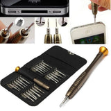 Hand Tool Sets 25 in 1 Precision Screwdriver Tools Set