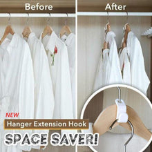 Load image into Gallery viewer, Hang It With A Bang - Hanger Hooks (6 pcs set) Hangers & Racks