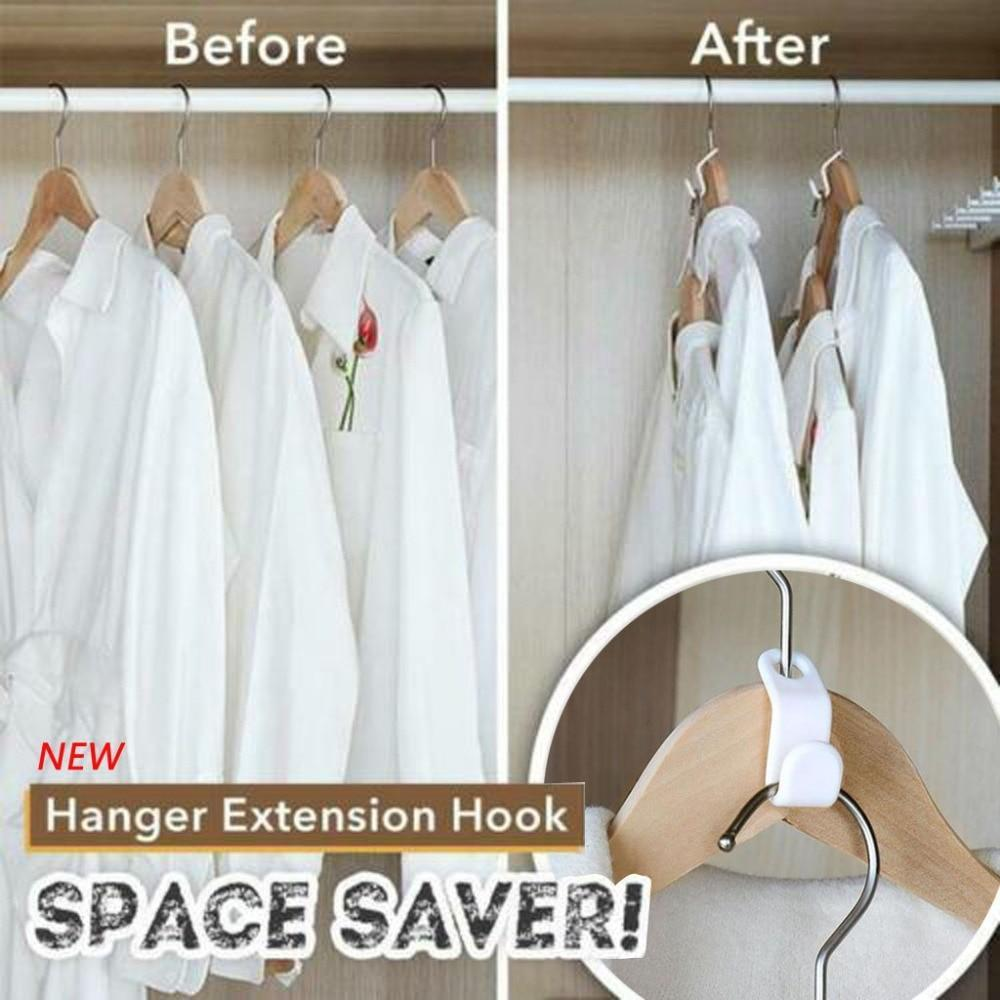 Hang It With A Bang - Hanger Hooks (6 pcs set) Hangers & Racks