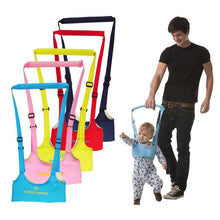 Load image into Gallery viewer, Harnesses & Leashes Baby Walking Belt