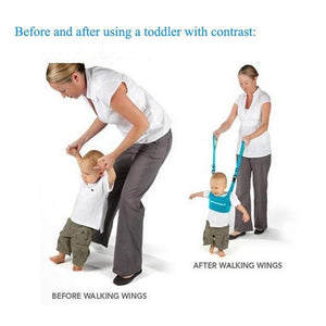 Harnesses & Leashes On Clouds - Infant walking assistant