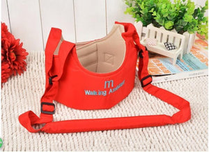 Harnesses & Leashes Red On Clouds - Infant walking assistant
