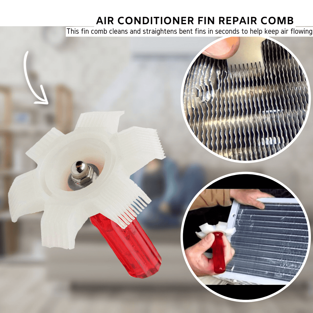 Helping Comb - Air Conditioner Fin Repair Tool Air Conditioner Tool